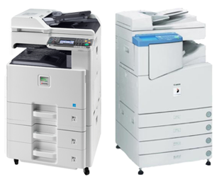 Refurbrished Copiers