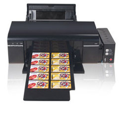 Id card printing machine suppliers in hyderabad imageindia id card printers binding machines reheart Images